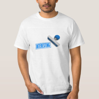 Interesting Stamp or Chop on Paper Concept T-Shirt