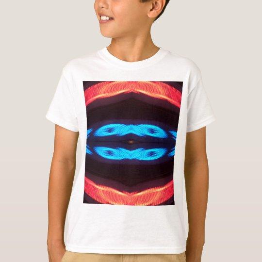 Interesting Unusual Colorful Modern Design T-Shirt