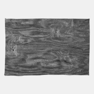 Interesting Wood Texture Kitchen Towel