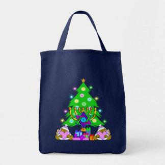 Interfaith Holiday Fun Canvas Bags