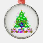 Interfaith Holiday Fun Christmas Ornament