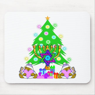 Interfaith Holiday Fun Mouse Pad
