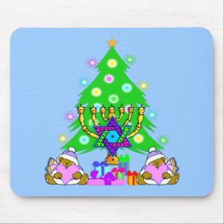 Interfaith Holiday Fun Mouse Pads