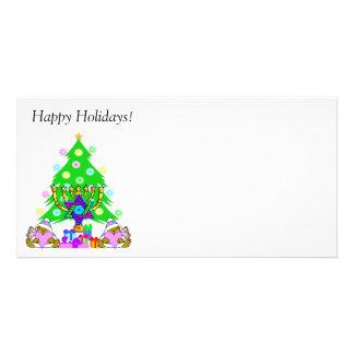Interfaith Holiday Fun Photo Greeting Card
