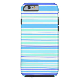 Interference (ocean) tough iPhone 6 case