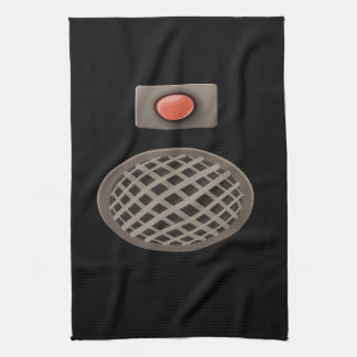 Interferencia: altavoz del pasillo del grajo de la toallas
