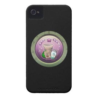 Interferencia: el logro santificó nombre de la funda para iPhone 4 de Case-Mate