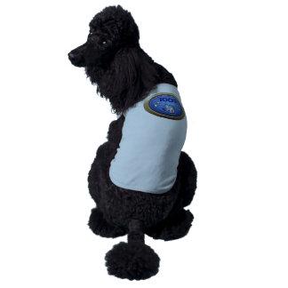 Interferencia: extractorator encantador del logro playera sin mangas para perro