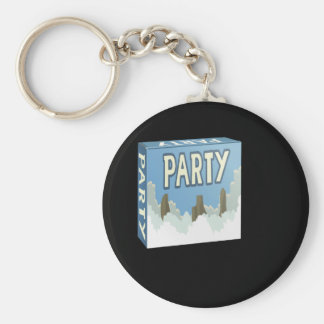 Interferencia: holla val del paquete del fiesta llavero redondo tipo pin