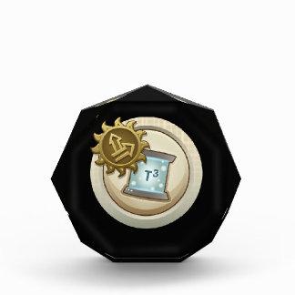 Interferencia: la habilidad del emblema del logro