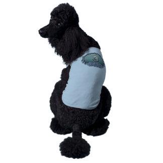 Interferencia: poeta de la epopeya del logro playera sin mangas para perro