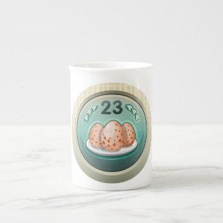 Interferencia: wegger eggy del logro taza de porcelana