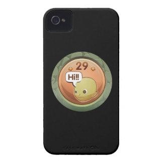 Interferencia: windbag competente del logro carcasa para iPhone 4 de Case-Mate
