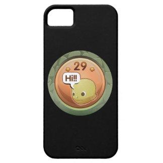 Interferencia: windbag competente del logro funda para iPhone SE/5/5s