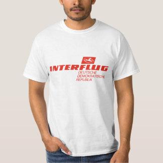 ¡Interflug, línea aérea nacional de la Alemania Playera