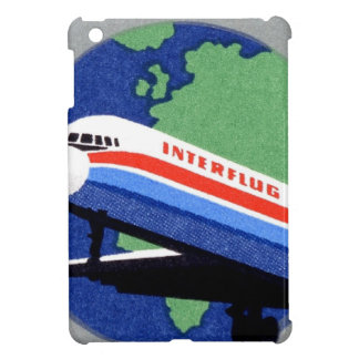 INTERFLUG - National Airline of DDR, East Germany iPad Mini Cases