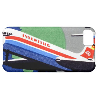 INTERFLUG - National Airline of DDR, East Germany iPhone 5C Case