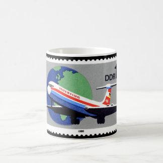 INTERFLUG - National Airline of DDR, East Germany Mug