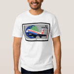 INTERFLUG - National Airline of DDR, East Germany T Shirt