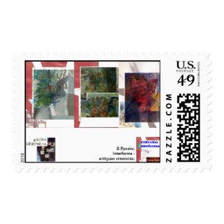 Interforma - antiguas creencias. postage