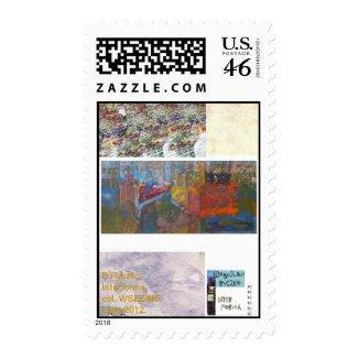 Interforma, logo, col. WSEZiNS. Stamps