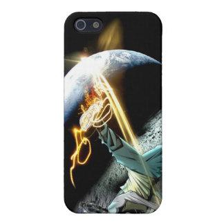 Intergalactic BBOY iphone4 iPhone 5 Covers