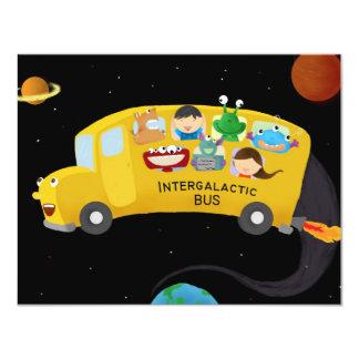 intergalactic bus card