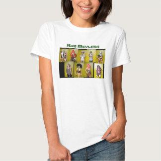 Intergalactic Occupants Ladies Tee-shirt T-Shirt