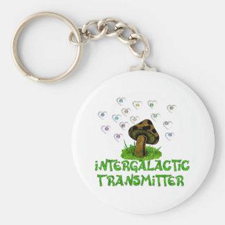 Intergalactic Transmitter Keychain