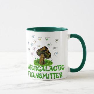 Intergalactic Transmitter Mug