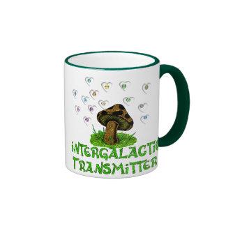 Intergalactic Transmitter Mugs