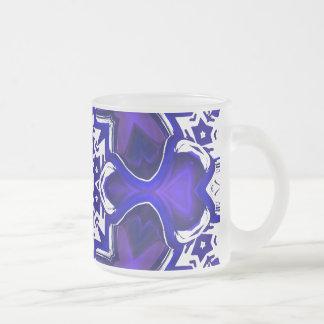 Interim ~Mug~ Frosted Glass Coffee Mug