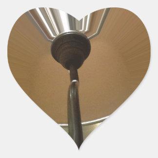 Interior 1 heart sticker