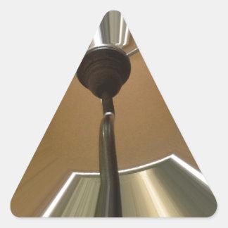 Interior 1 triangle sticker