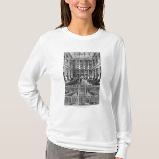 Interior and cross-section T-Shirt