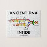 Interior antiguo de la DNA (réplica de la DNA) Rompecabezas Con Fotos