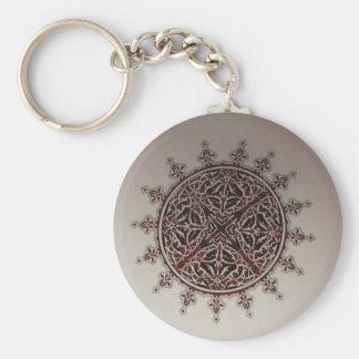 Interior Arabic Style Design Keychain