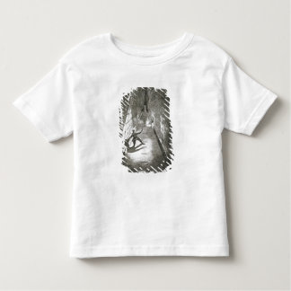 Interior Ascent of a Pyramid, c.1780 (engraving) Toddler T-shirt
