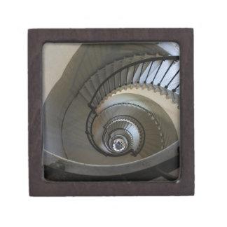 Interior Circles Jewelry Box