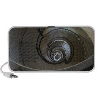 Interior Circles Notebook Speaker