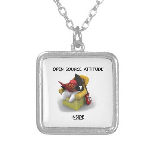 Interior de la actitud de Open Source (duque Java  Grímpola