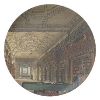 Interior de la biblioteca de la iglesia de Cristo, Plato Para Fiesta