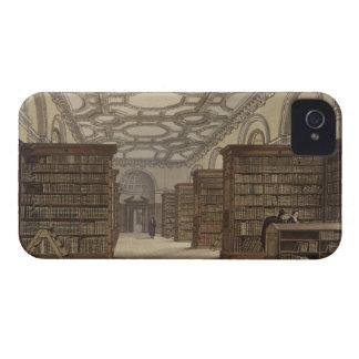 Interior de la biblioteca pública, Cambridge, de iPhone 4 Cárcasas