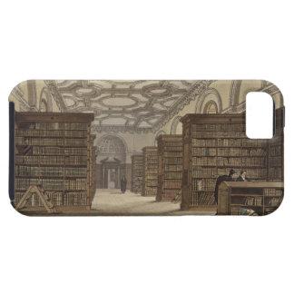 Interior de la biblioteca pública, Cambridge, de iPhone 5 Carcasas