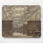 Interior de la biblioteca pública, Cambridge, de ' Mousepad