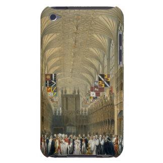 Interior de la capilla de San Jorge, 1838 (litho d Case-Mate iPod Touch Funda