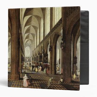 Interior de la catedral de Amberes, c.1650