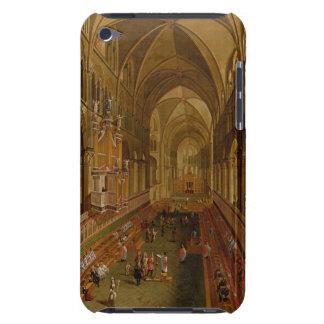 Interior de la catedral de Cantorbery, c.1675-1700 Case-Mate iPod Touch Cárcasa