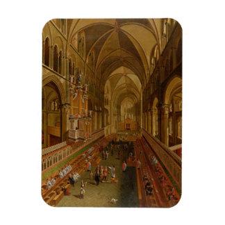 Interior de la catedral de Cantorbery, c.1675-1700 Iman Flexible