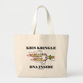 Interior de la DNA de Kris Kringle (réplica de la  Bolsa